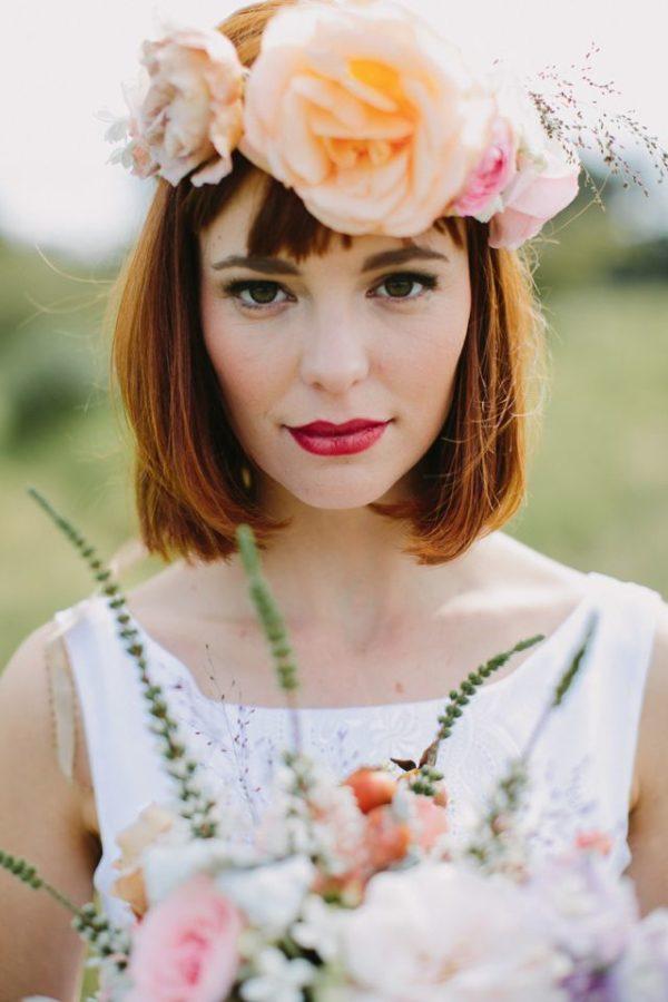 tocado-pelo-corto-flores