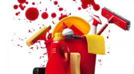 Cómo quitar manchas de sangre de la ropa