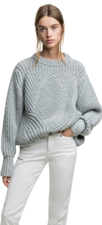 rebajas-invierno-bimba-y-lola-jerseys-gris