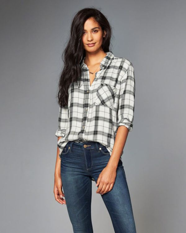 catalogo-abercrombie-fitch-para-chica-y-mujer-otono-invierno-2016-2017-camisa-cuadros