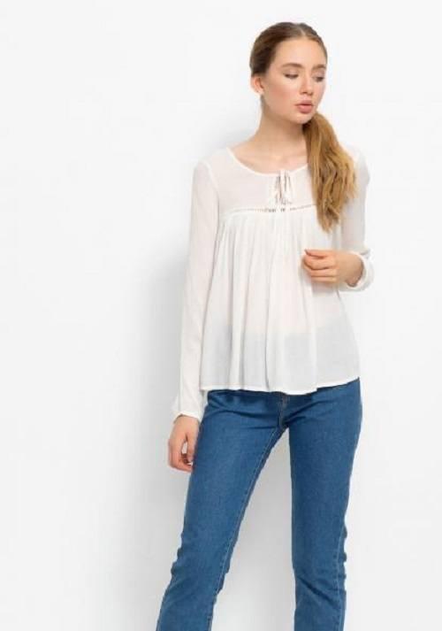 carrefour-rebajas-blusa-blanca