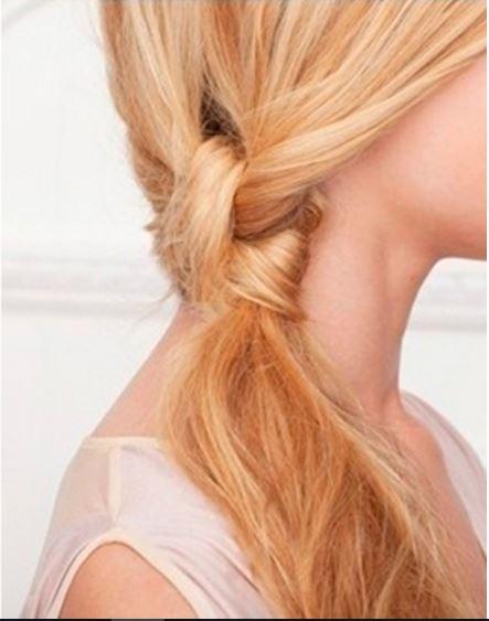 peinados-faciles-paso-paso-coleta-nudo