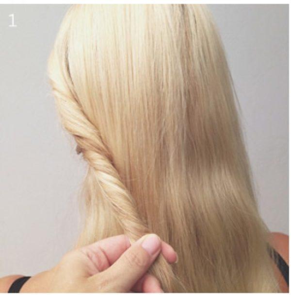 peinados-faciles-paso-paso-falsa-trenza-espiga-a