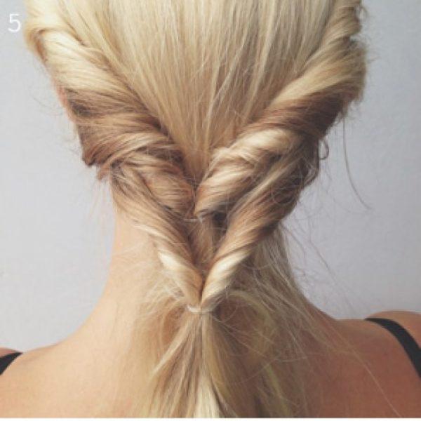 peinados-faciles-paso-paso-falsa-trenza-espiga-d