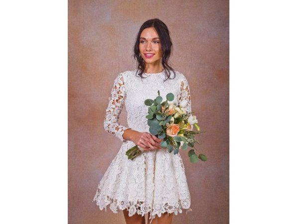 vestido-de-novia-corto-boda-civil-2016-boho