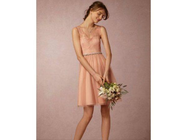 vestido-de-novia-corto-boda-civil-2016-rosa