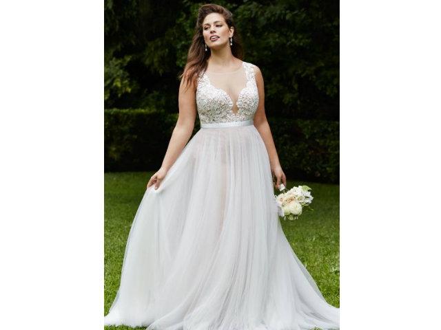c1855c220 Las fotos de vestidos de novia para gorditas 2019 - ModaEllas.com