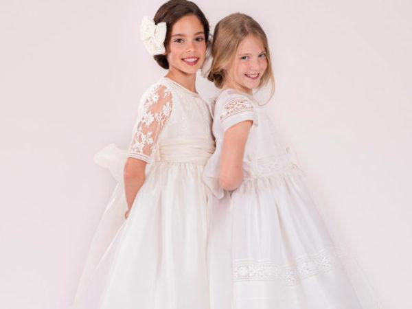vestidos-de-comunión-niña-rosa-clará-niñas