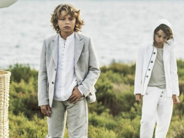 vestidos-de-comunión-niño-rubio-kids-americana-comodidad