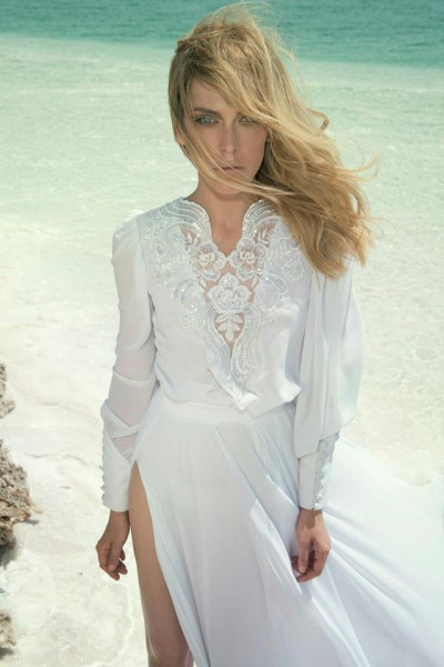 Vestidos de novia para boda civil 2019 - Boda informal ...