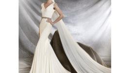 Vestidos de novia corte sirena 2018 – 2019