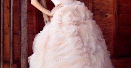 Las fotos con los vestidos de novia diferentes y más curiosos vistos en las bodas