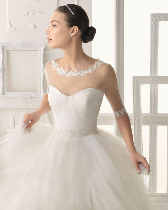Vestidos de novia el corte ingles baratos
