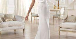 El catálogo de vestidos de novia de El Corte Inglés Primavera Verano 2018