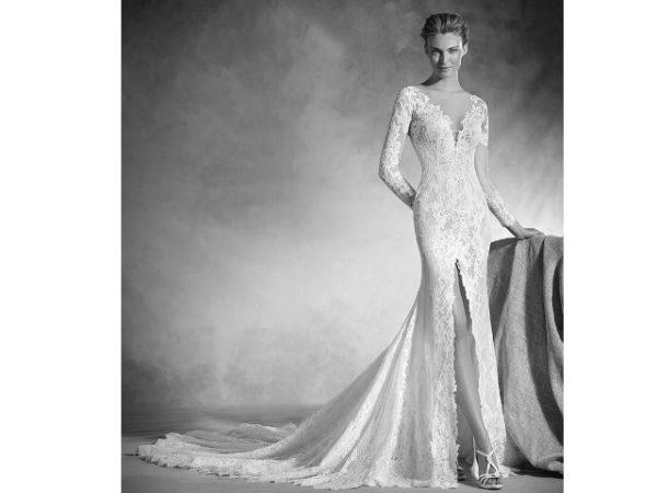 vestidos-de-novia-manga-larga-encajes