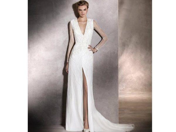 vestidos-de-novia-manga-larga-transparencias-con-dibujo