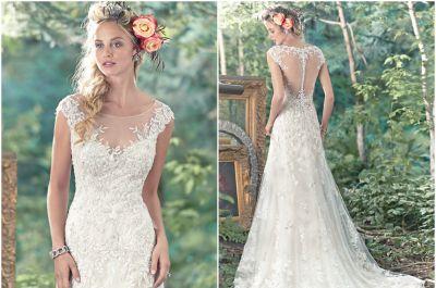 vestidos-de-novia-sencillos-romantico