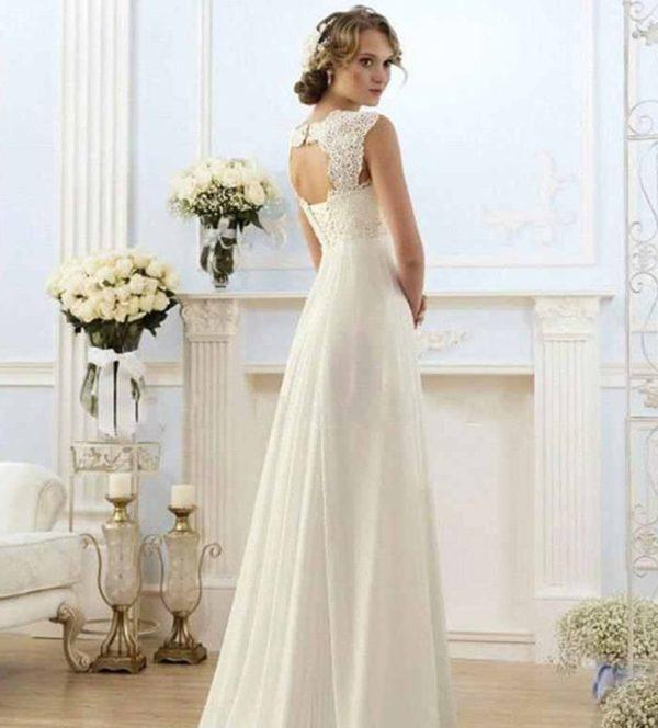 Otras propuestas en Vestidos de novia sencillos 2017 Primavera Verano