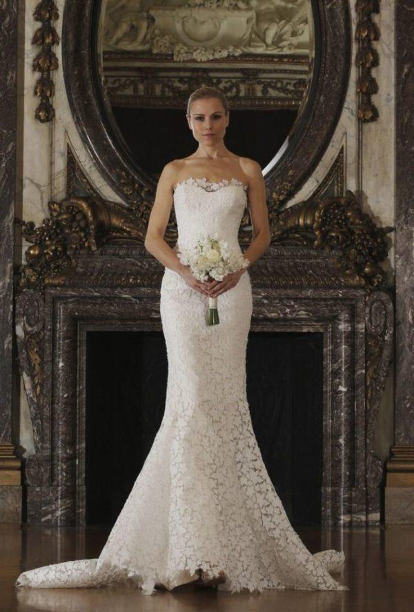 Vestidos de novia largos pero sencillos