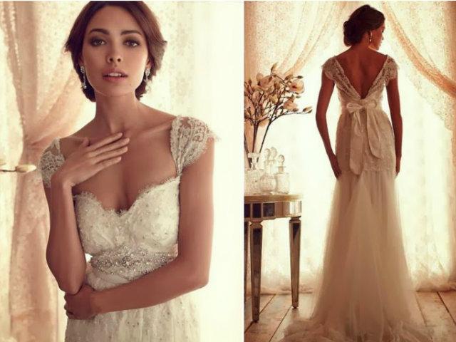 el vestido de novia - moda nupcial - foro bodas