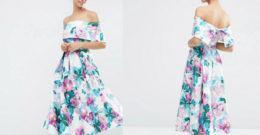 Los vestidos para ir a una comunión Primavera verano 2017