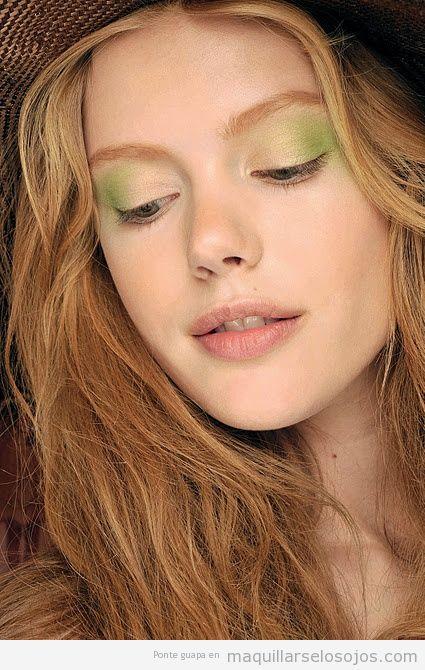 como-maquillar-los-ojos-verdes-color-de-pelo-pelirrojas