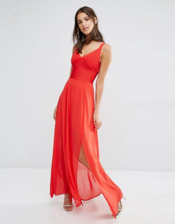 Vestidos de fiesta de dia otono 2019