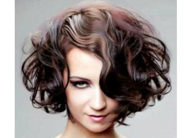 Peinados ondas sueltas pelo corto