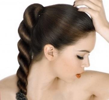 peinados-con-trenza-cuerda