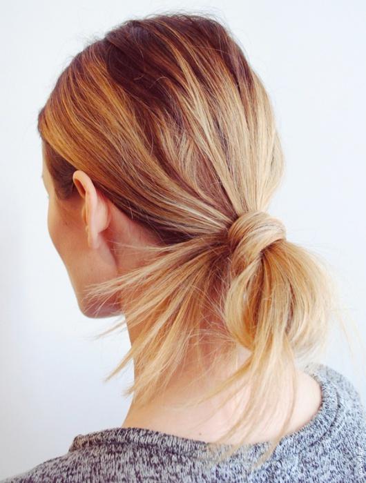 peinados-faciles-recogido-moño