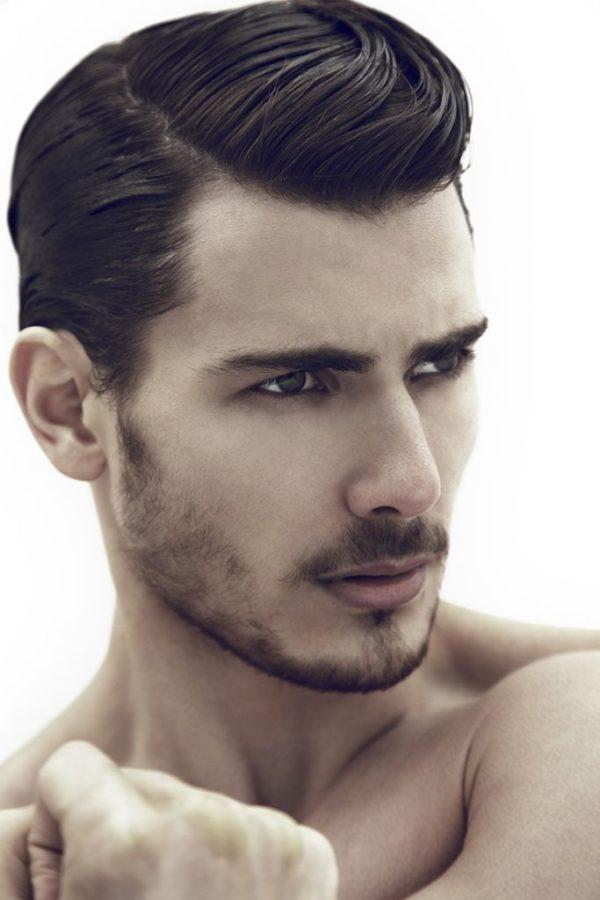 peinados-hombre-corto-raya-lado