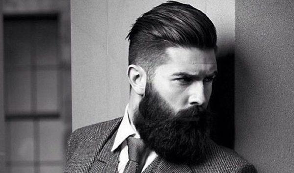 Cortes de cabello para hombre pelo semilargo