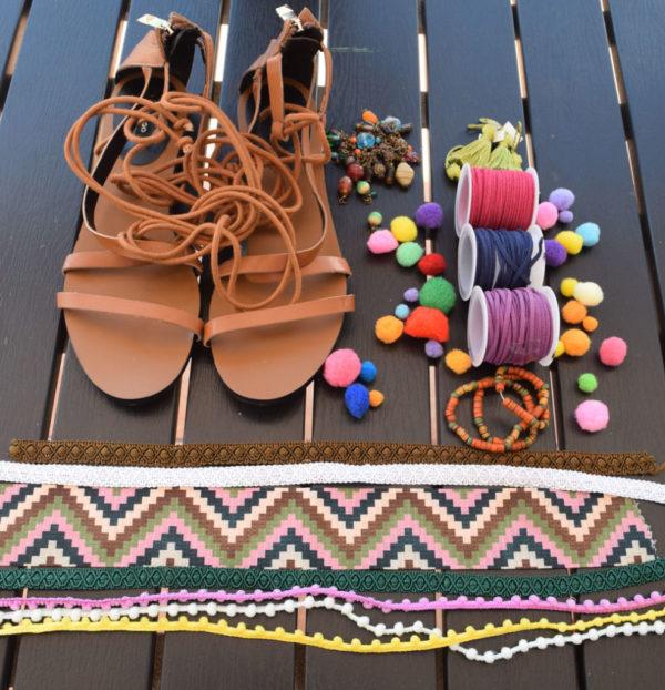 sandalias-con-pompones-como-hacerlas