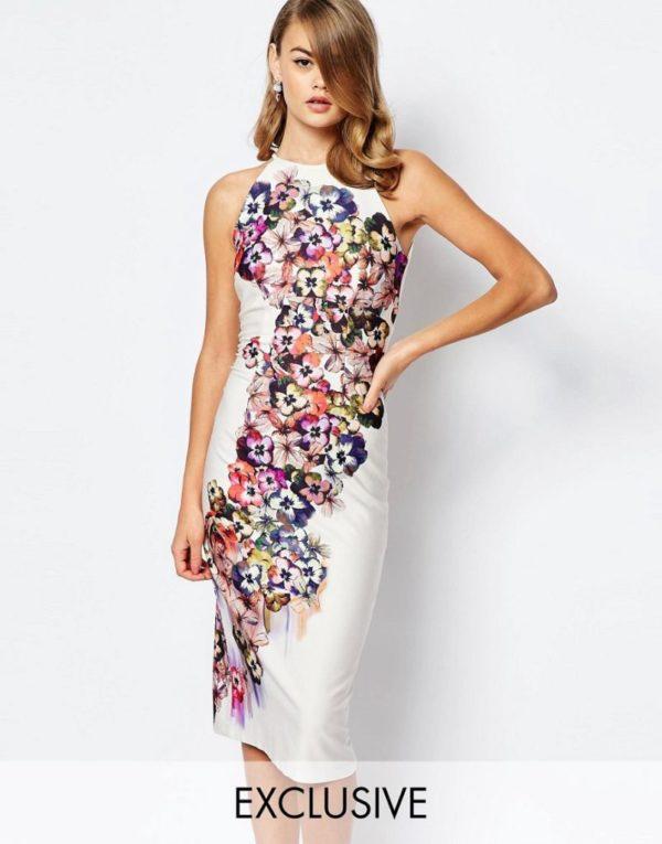 vestidos-de-comunion-para-madres-multicolor-halter-estampado-true-violet