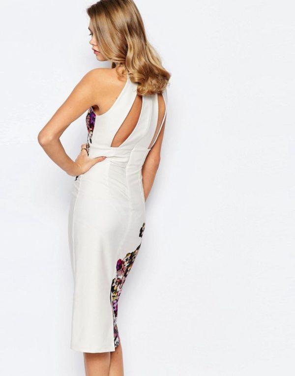 vestidos-de-comunion-para-madres-multicolor-halter-estampado-true-violet-trasera
