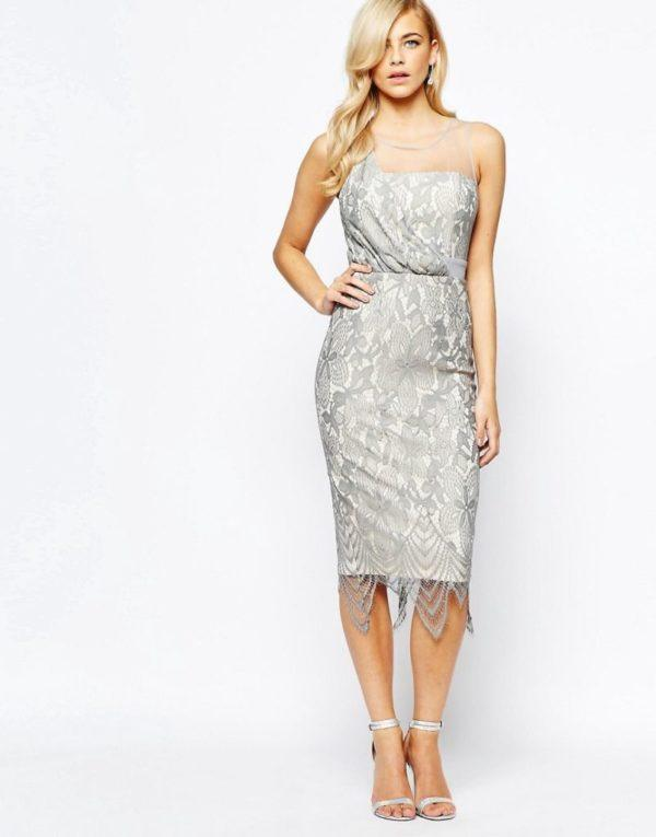 vestidos-de-comunion-para-madres-vestido-gris-plateado-encaje-festoneado