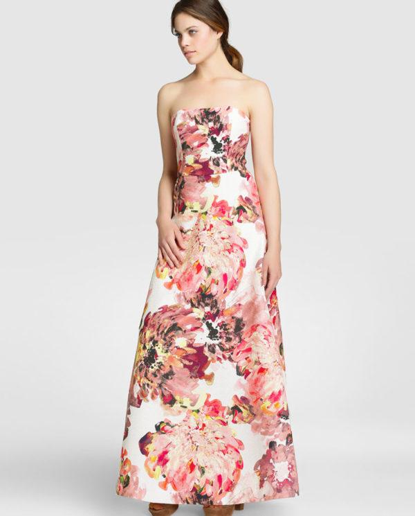 Vestidos de Fiesta El Corte Inglés Primavera Verano 2018 - ModaEllas.com