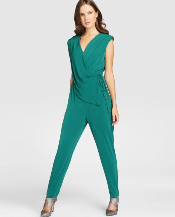 vestidos-de-fiesta-el-corte-ingles-modaellas-mono-verde-escote-pico