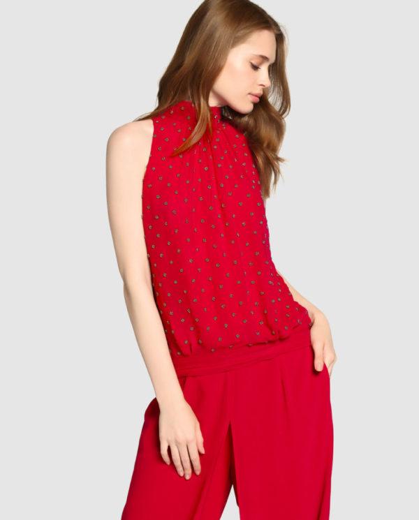 vestidos-de-fiesta-el-corte-ingles-top-blusaas-tintoretto-frambuesa