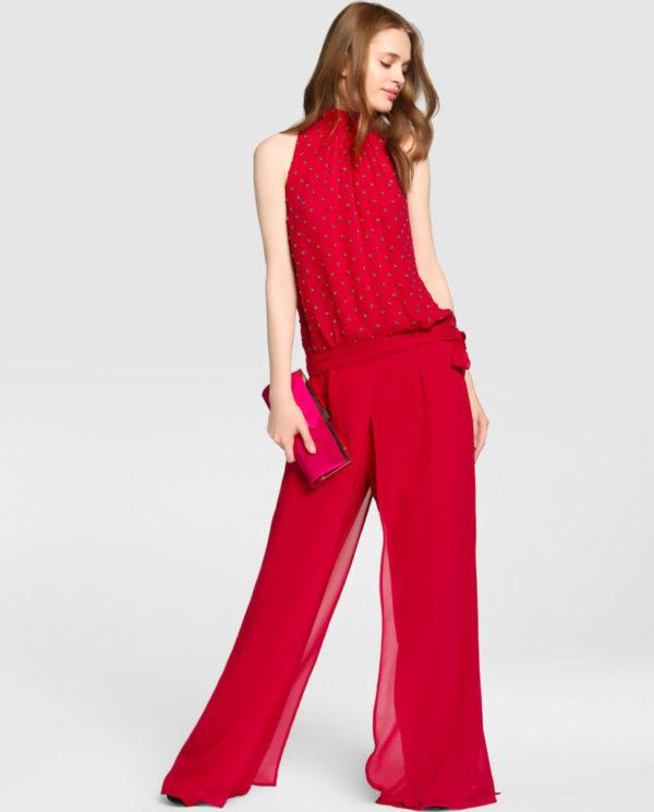 vestidos-de-fiesta-el-corte-ingles-top-pantalon-tintoretto-frambuesa