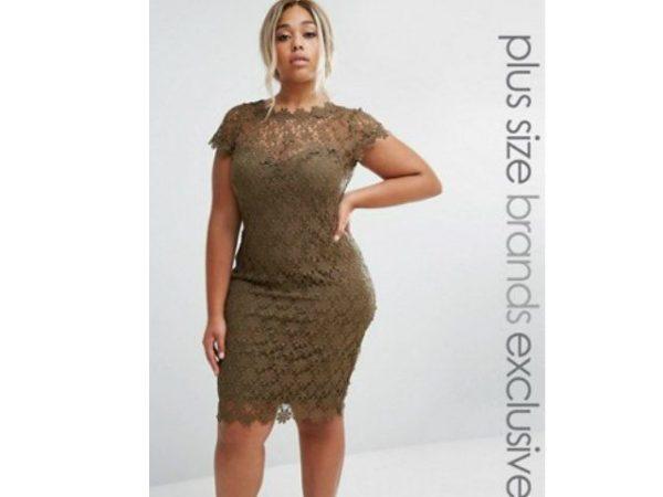 84326c52b03 120 【FOTOS】Vestidos De Noche Para Gorditas Verano 2019 - ModaEllas.com