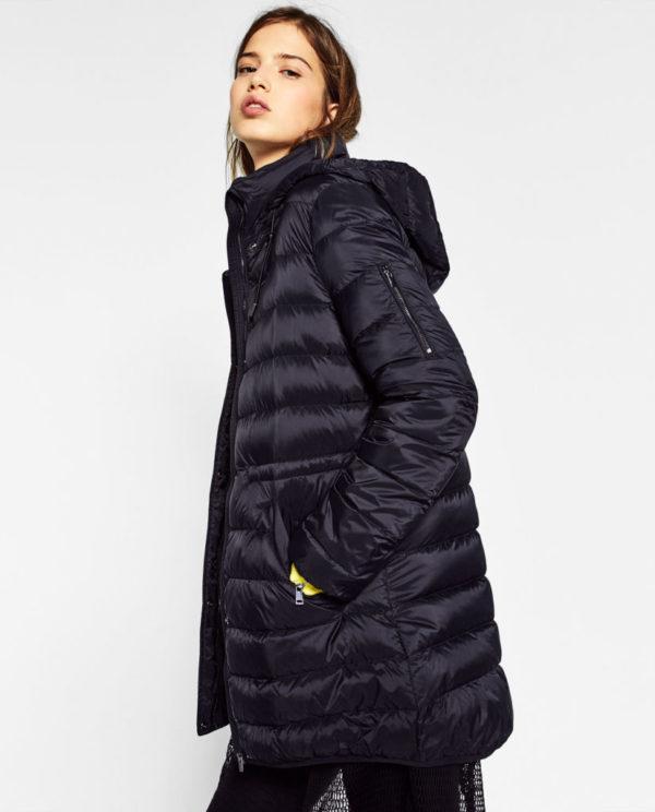 Zara-premamá-Otoño-Invierno-2016-2017-abrigo-plumas