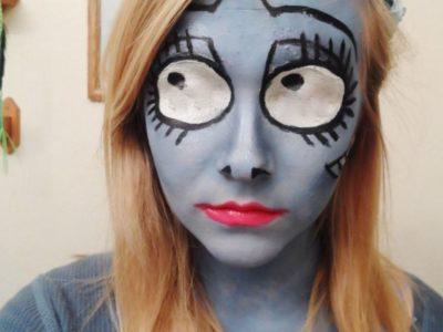 Maquillaje halloween novia cadaver: cómo hacerlo paso a paso