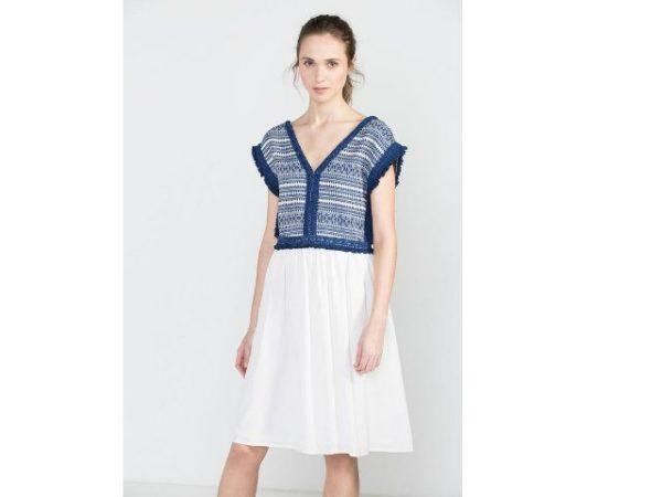 cortefiel-vestidos-2016-azul-y-blanco