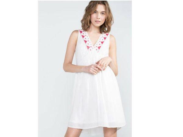 cortefiel-vestidos-2016-blanco-bordado-rosa