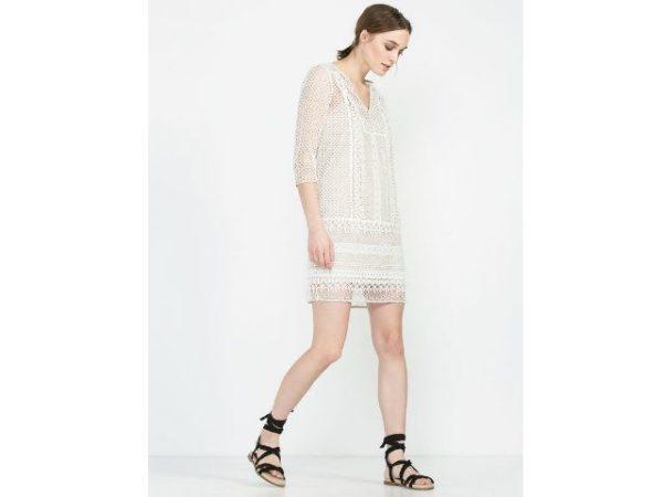 cortefiel-vestidos-2016-blanco-rejilla
