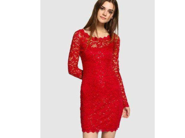 formula-joven-2016-vestidos-rojo-con-encaje