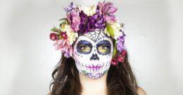 Maquillaje catrina halloween: cómo hacerlo paso a paso