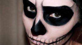Increíble Maquillaje halloween esqueleto: paso a paso