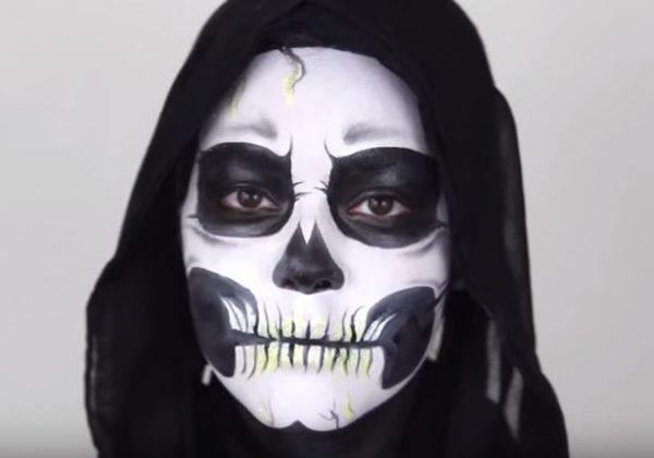 Makeup-halloween-skeleton-step-7